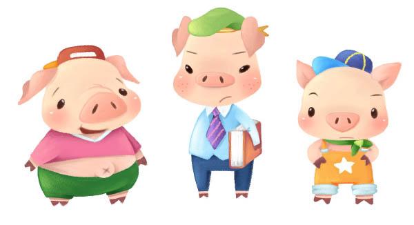 아기돼지 3형제